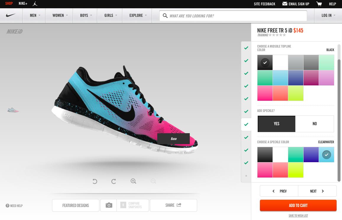 Nike Global Marketing strategy